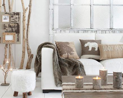 Inspiration déco cocooning mikit